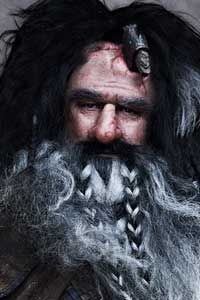 one of the Dwarves who accompanies Thorin.