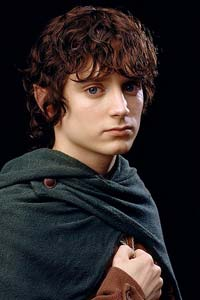 Frodo was a hobbit of the Shire who inherited Sauron's Ring from Bilbo Baggins and undertook the quest to destroy it in the fires of Mount Doom.
