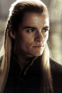 was a Sindarin Elf of the Woodland Realm who became a part of the Fellowship of the Ring.