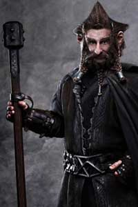 One of the Dwarves in Thorin's band.
