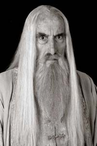 Saruman the White was an Istari, or wizard, who lived in Middle-earth during the Third Age and was an antagonist in the events of the War of the Ring and The Lord Of The Rings trilogy.