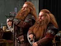 THE HOBBIT: AN UNEXPECTED JOURNEY behind-the-scenes – Scale Doubles