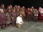 THE HOBBIT: AN UNEXPECTED JOURNEY behind-the-scenes – The Dwarves