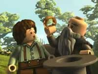 The Lego Lord of the Rings Videogame Trailer