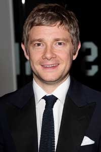 Date of Birth: September 8, 1971 Born in Aldershot, Hampshire, England, Martin Freeman is a graduate of the Central School of Speech and Drama. He shot to fame on both sides of the Atlantic when he played office worker Tim Canterbury in the BBC's hit sitcom The Office (2001 to 2003). From there, he went […]