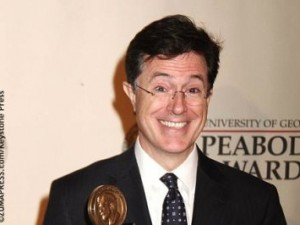 While the stars of Peter Jackson's The Hobbit: An Unexpected Journey celebratein New Zealand after the film's world premiere last week, Stephen Colbert is doing his best to bring the Middle-earth party up north. The comedian and host of the series The Colbert Report has announced that for the week leading up to the film's […]