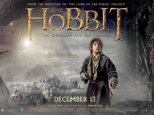 Warner Bros. Pictures and MGM have revelaed a new banner for the upcoming Hobbit film, The Hobbit: The Desolation of Smaug. In the second film of The Hobbit trilogy, Bilbo Baggins (Martin Freeman) continues his journey with the Wizard Gandalf (Ian McKellen) and thirteen Dwarves, led by Thorin Oakenshield (Richard Armitage) on an epic quest […]