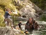 How much did Peter Jackson enjoy filming The Hobbit trilogy?